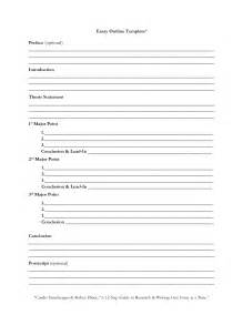 Outline Template Research Paper by Research Paper Outline Template Http Webdesign14