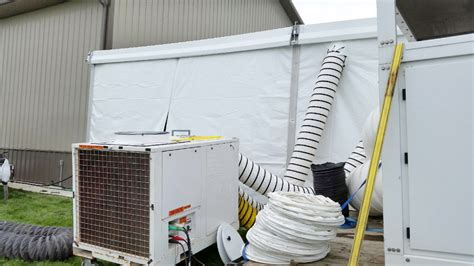 rent air conditioner for wedding air conditioning units for tents grihon ac coolers