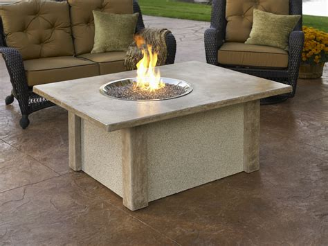 Outdoor Fireplace Table by Adding Warmth To Your Outdoor Room Official Outdoor