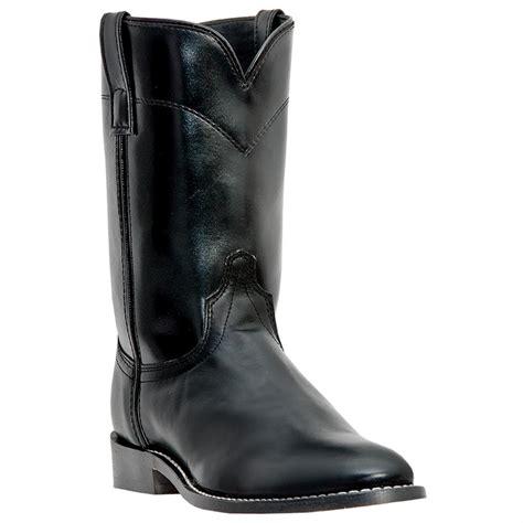 ropers boots s laredo 174 10 quot roper boots black 177471 cowboy