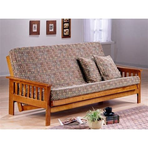 Futons Sold In Stores And Day Wood Futon Frame In Hickory