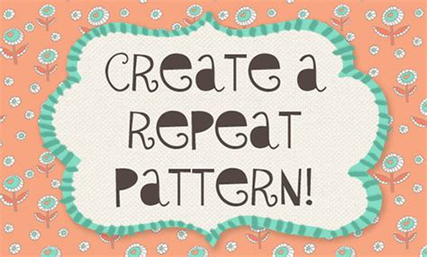 photoshop pattern no repeat a compilation of pattern tutorials for photoshop naldz
