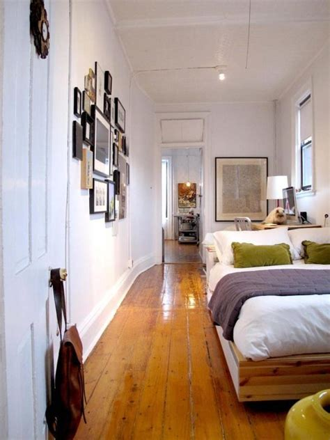 long narrow bedroom ideas to steal from the narrowest of bedrooms long walls