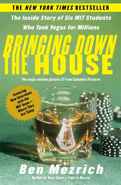 bringing down the house bringing down the house book by ben mezrich official publisher page simon