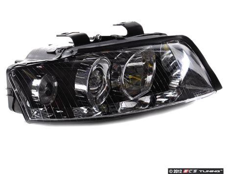 Audi A4 B6 Xenon Headlights ecs news audi b6 a4 1 8t chrome xenon headlight set