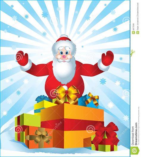 best 28 santa bringing gift royalty free santa with