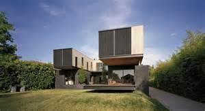 Zen Color Palette victorian style facade hides super modern architecture