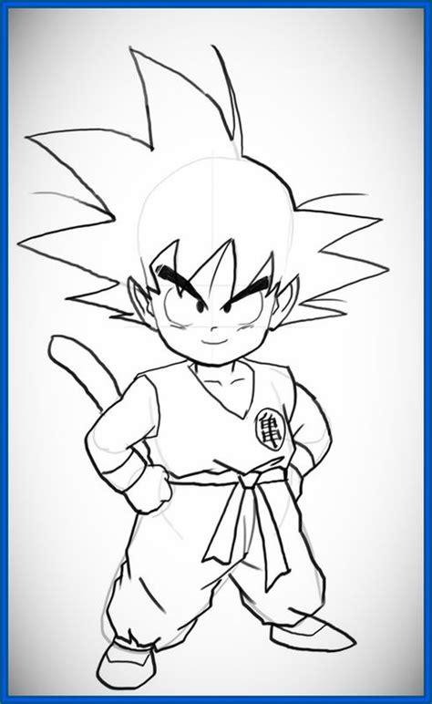 imagenes geniales de goku geniales dibujos para colorear de goku dibujos de dragon