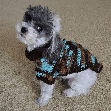 free crochet pattern for a dog coat crochet dog coat http lomets com
