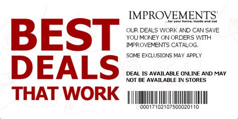 improvements catalog coupon codes save w 2014 coupons