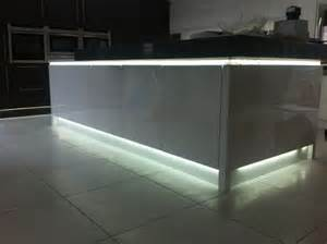 applications and uses of led strips in kitchens