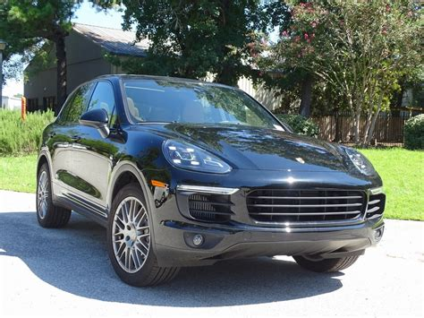 Pre Owned Porsche Cayenne by Pre Owned 2018 Porsche Cayenne S 4d Sport Utility In