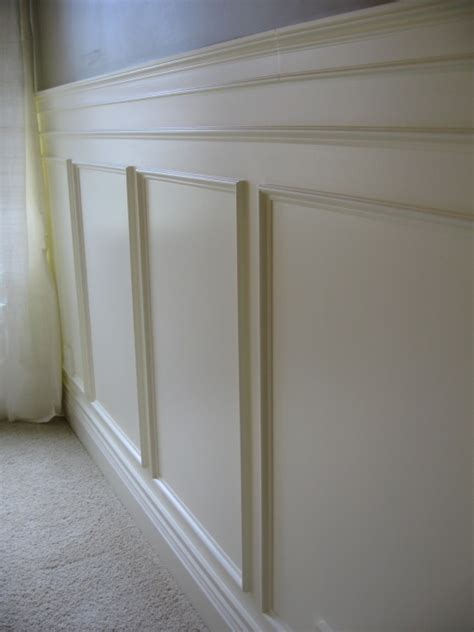 Traditional Wainscoting Traditional Painted Wainscot Paneling For The Home