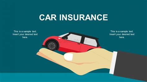 powerpoint templates for insurance presentation car insurance powerpoint slide slidemodel