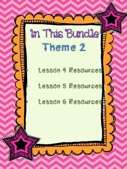 unit 6 resources themes in american stories storytown grade 1 theme 2 lessons 4 6 bundled resource
