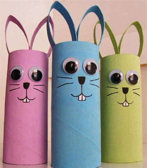 Crafts You Can Do With Paper - 40 easy crafts you can make with paper rolls