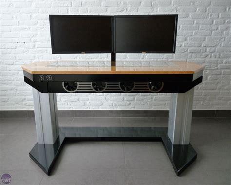 tech computer desk mod of the year 2012 bit tech net