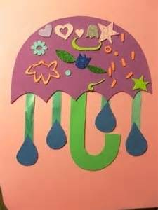 april showers bring may flowers umbrella craft for