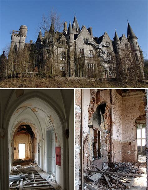7 Abandoned Wonders of Residential Architecture (Page 1