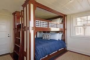 Custom Bunk Beds Nyc Htons Custom Bunk Bed Style New York By Htons Habitat Enterprises Corp