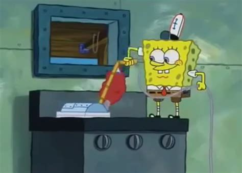 Spongebob This Grill Is Not A Home by Image Gallery Spongebob Grill