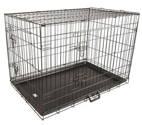 36 quot large collapsible two door crate sales