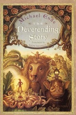 story a novel books the neverending story