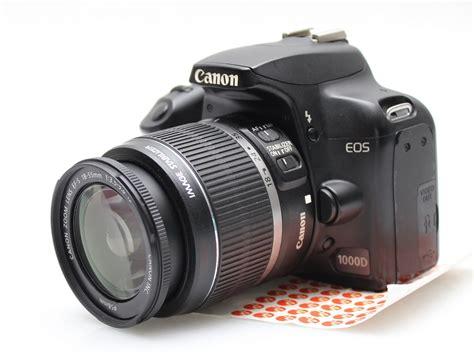 jual kamera dslr canon 1000d bekas jual beli laptop