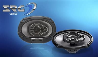 Speaker Clarion Coaxial Two Way Type Srg 1622r 1 clarion china srg1022r