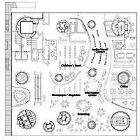 sendai mediatheque floor plans architectureweek culture toyo ito 2011 0302