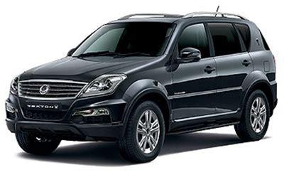 ssangyong australia explore our range of vehicles