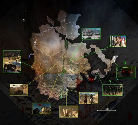 mgs5 tpp africa map metal gear solid 5 the phantom map analysis reveals
