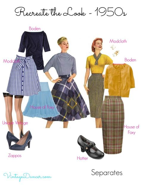 recreate 80s fashions best 25 1950s inspired fashion ideas on pinterest 1950s