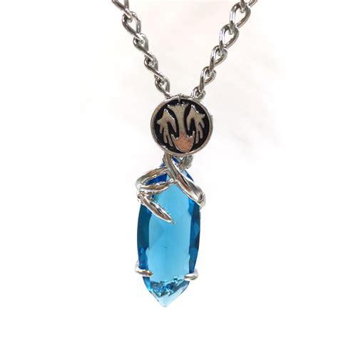sale anime jewelry yuna pendant necklace
