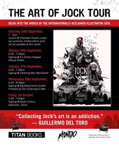 the art of jock the art of jock signing with jock friday 7th october gnash