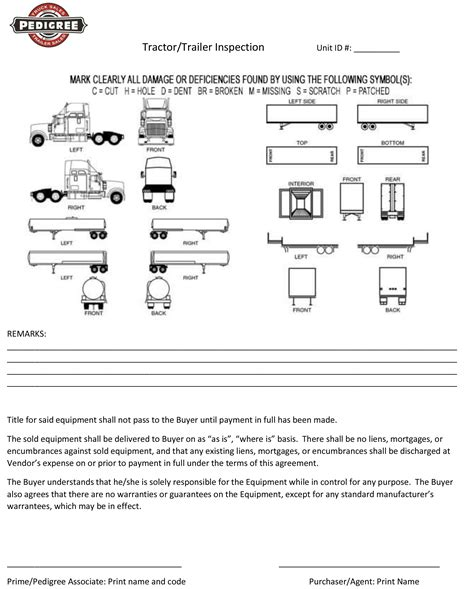 Utility Trailer Inspection Diagram Wiring Library Trailer Inspection Report Template