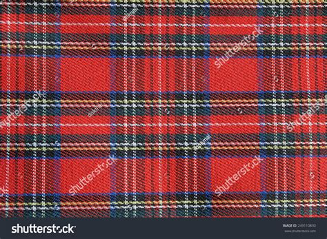 tartan pattern texture tartan pattern texture used as background stock photo