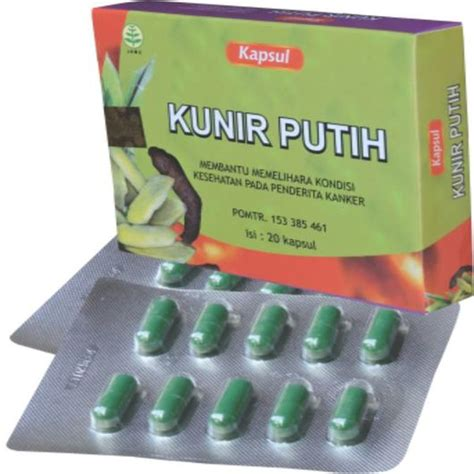 Obat Herbal Kunir Putih kunir putih obat lambung sakit maag dan menambah nafsu
