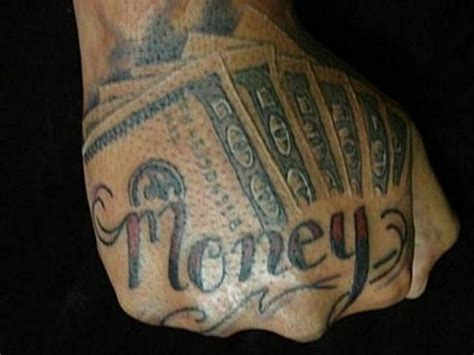 images  money tattoos  pinterest money