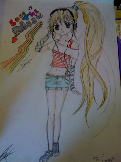 Anime Drawer by Drawings 3 Anime Drawing Photo 25285083 Fanpop