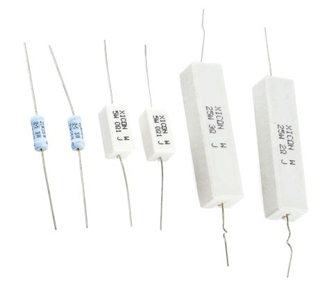 resistors to use electric power learn sparkfun
