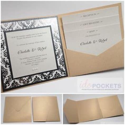 wedding invitation envelopes australia chagne gold square wedding invitation envelopes diy pocket fold 150mm 6 x 6 ebay