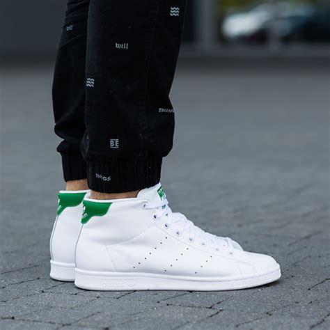 s shoes sneakers adidas originals stan smith mid s75028 best shoes sneakerstudio