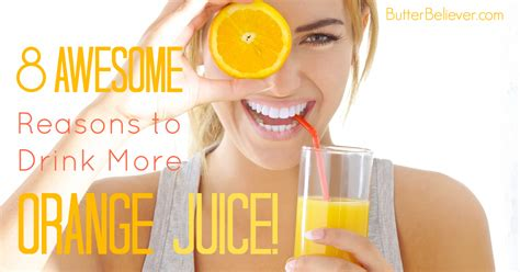 7 Reasons Orange Juice Is For You by 8 Reasons Why Fresh Squeezed Orange Juice Is The Best