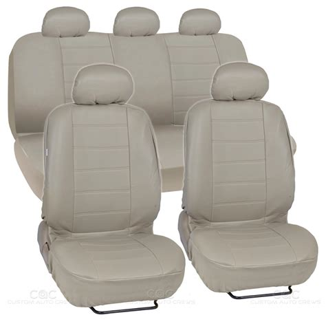 seat belt installation near me pu synthetic leather beige car seat cover genuine leather