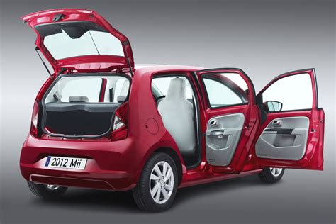 Cars With Doors by Seat Mii City Car 5 Door Photos And Details
