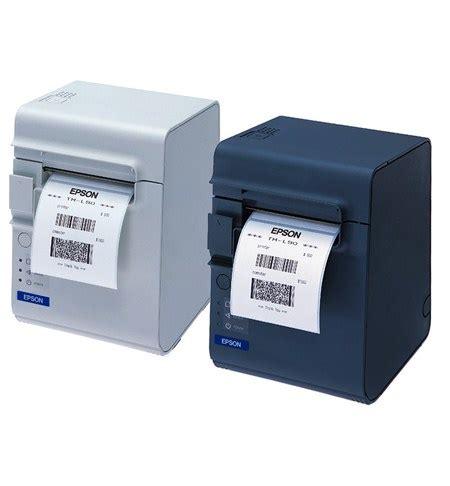 Harga Printer Kasir Murah by Jual Printer Kasir Epson Tm L90 Harga Murah Alat
