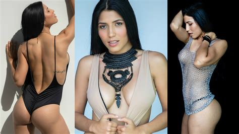 fotos y videos de chicas sexis univision entretenimiento endrina chiquinquir 225 una sensual amante del fitness y