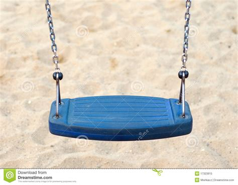 empty swing empty swing royalty free stock photo image 17323915