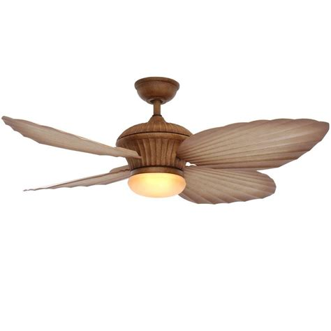 bahama ceiling fan home decorators collection tropicasa 54 in bahama beige